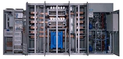 西门子 SIMOVERT MV系列 中压变频器