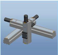 至工 X-Y-Z 架构单臂机械手