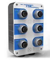 TSC Titan205系列 IP67非网管型工业以太网交换机