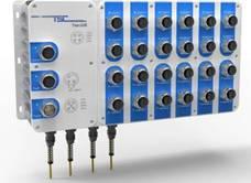 卓越信通 Titan328系列 网管型IP67工业以太网交换机