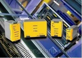 图尔克最新推出用于工业现场的24V开关电源