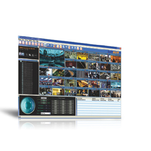 MOXA SoftNVR-IA V1.0  32路IP影像监控软件