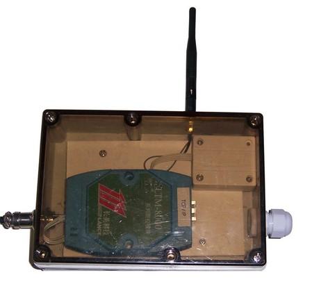 长英科技 Zigbee 无线温湿度磷化氢探测仪