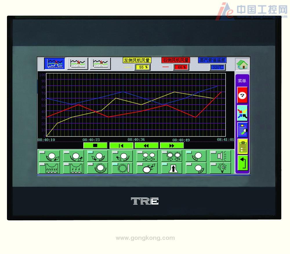 天任TP307TB新一代基础性人机界面龙年重磅出击