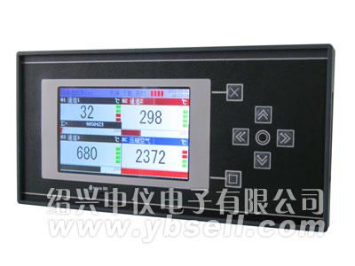 绍兴中仪 ZYW-MR53A带触摸彩屏无纸记录仪