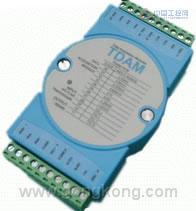 宏立方 TDAM7034 4通道铂电阻PT100输入模块
