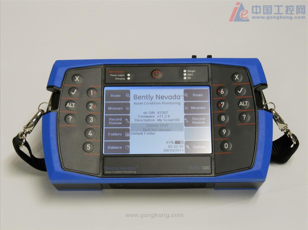 GE本特利内华达 全新便携式数据采集振动频谱分析仪
