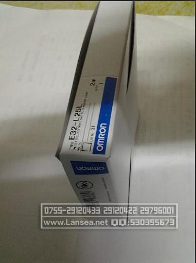 omron E32-L25L 光纤