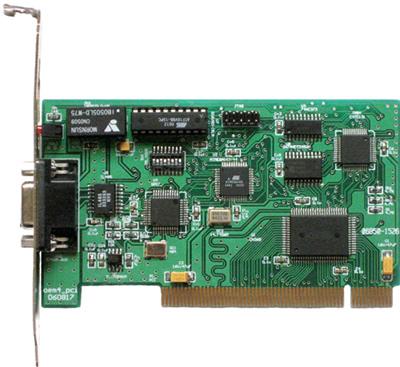 鼎實創新 PB-OEM4-PCI PCI類PROFIBUS接口板卡