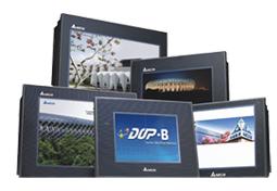 台达 DOP-B系列 高彩宽屏型人机界面