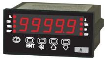 致昇電子 5AM-A 5位數類比輸入數字顯示表