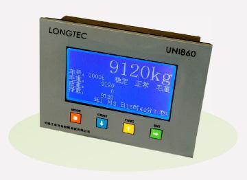 长陆 UNI860经济型称重管理器 经济型称重仪表 经济型称重仪