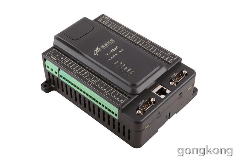 腾控科技 T-903S 工业以太网模拟量输入模块