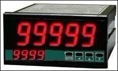 苏州迅鹏 SPA系列双排显示安培小时计