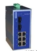 讯展 I10-POE系列 导轨式非网管型工业POE交换机