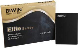 BIWIN Elite系列A816 固態硬盤