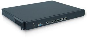 华北工控 FW-1109  6千兆网络安全准系统