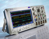 泰克  TPS2014 隔离通道户外型示波器