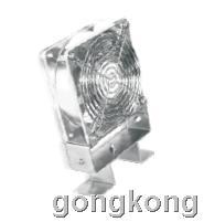 雷子克-rack RP124 内循环热点风扇