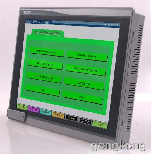 韩国M2I XTOP15TX-SD (标准型)触摸屏