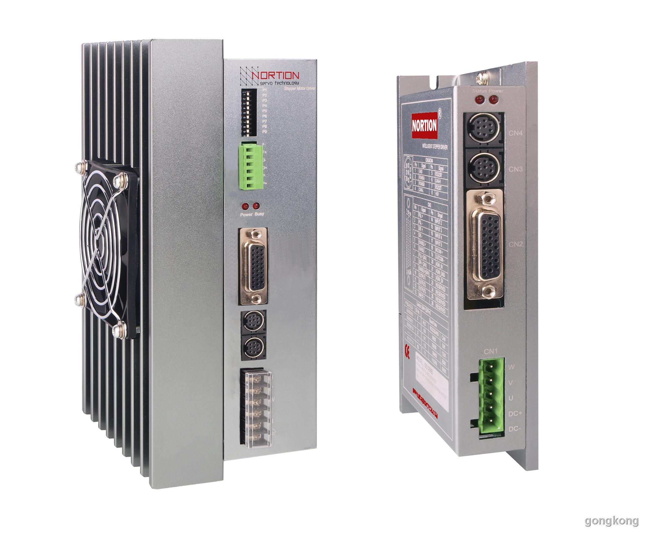 諾信泰 ISD3228B 220VAC 總線型 三相智能步進驅動器