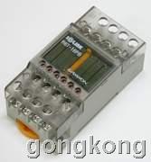 天津思科 RT6系列繼電器模塊(6點 3點Common 型)