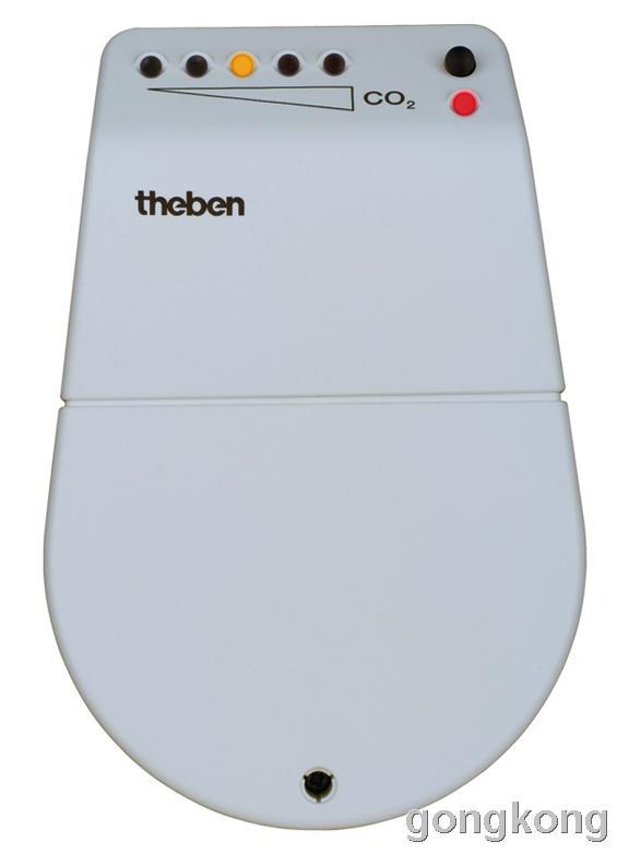 德國泰邦theben 二氧化碳感測器 AMUN 716 USB