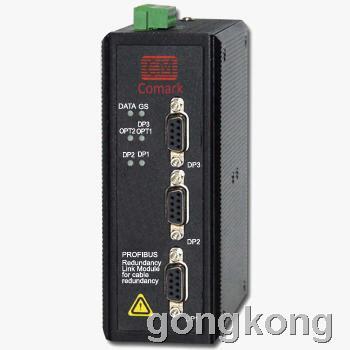 訊記AC800F FI830F單網Profibus轉冗余雙網鏈路模塊