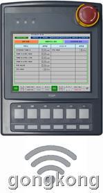 韩国M2I HTOP手提式(无线)触摸屏HTOP05TQ-SD-W