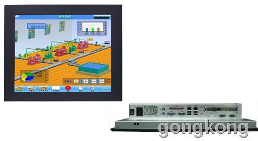 宏国兴胜 AWS-190TE-N270 19寸工业触摸平板电脑