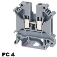 高正 PC4 轨道式接线端子