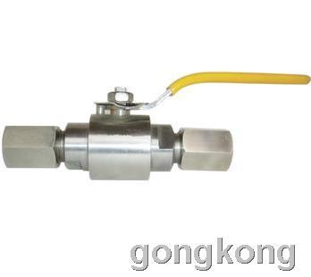 江苏三美 SF3-7 QGM1压力表球阀