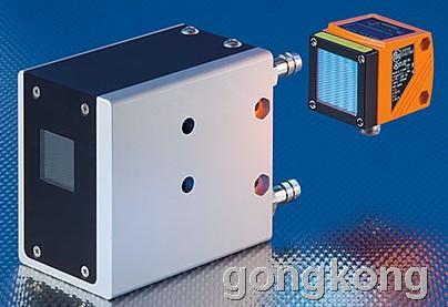 易福门 O1D系列激光测距传感器冷却保护盒