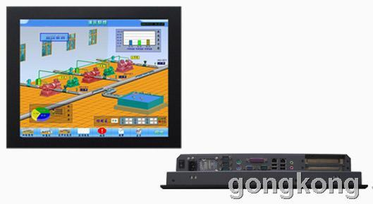 宏国兴胜 AWS-190TE-N270 19触摸工业平板电脑