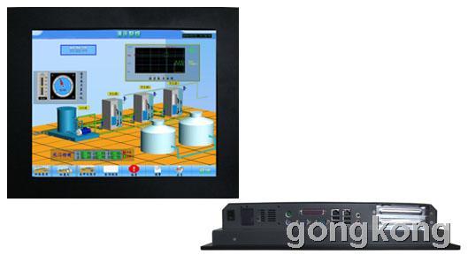 【宏国兴胜】AWS-170TE-N270  工业触摸平板电脑