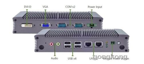 立华 LEC-7050 嵌入式工业控制计算机