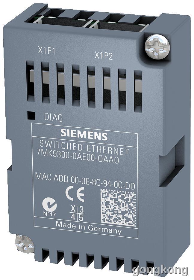 ABB AC500-eCo 紧凑型PLC