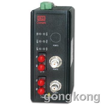 讯记 AB controlnet总线光纤中继器