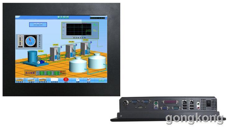 【宏国兴胜】AWS-121TE-N270  工业触摸平板电脑