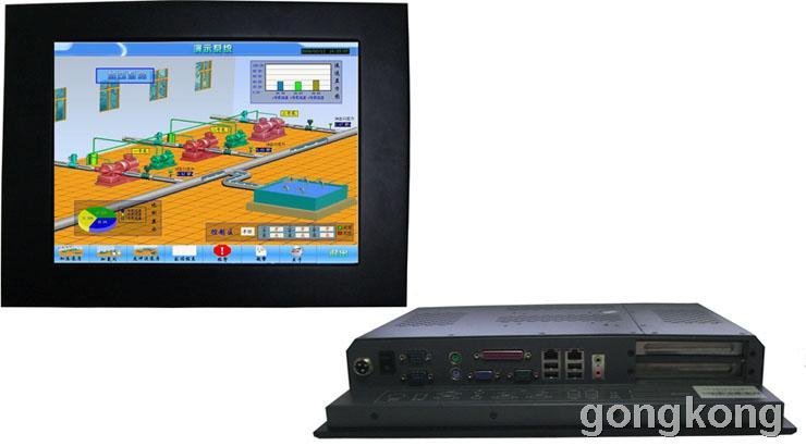 宏国兴胜AWS-150TE-N270  工业触摸平板电脑