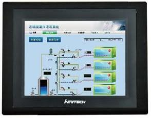 纵横科技 TPC080TC-A8 嵌入式人机界面(A8系列)