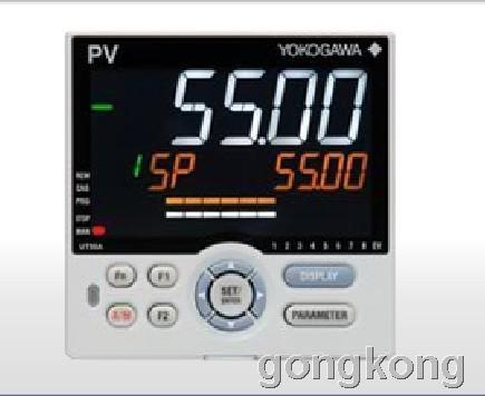 YOKOGAWA横河电机 UT55A数字指示调节器