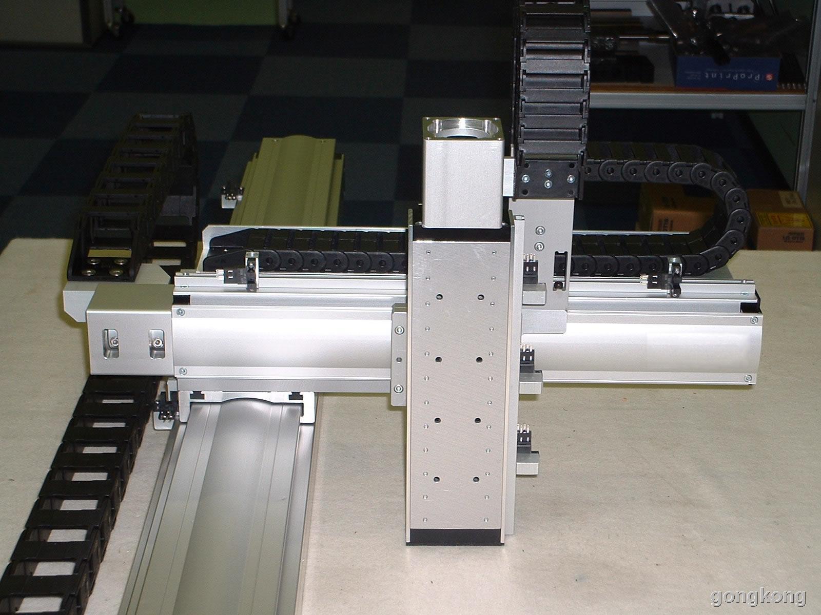 MOTEC 高精度位移平台(66、100系列)