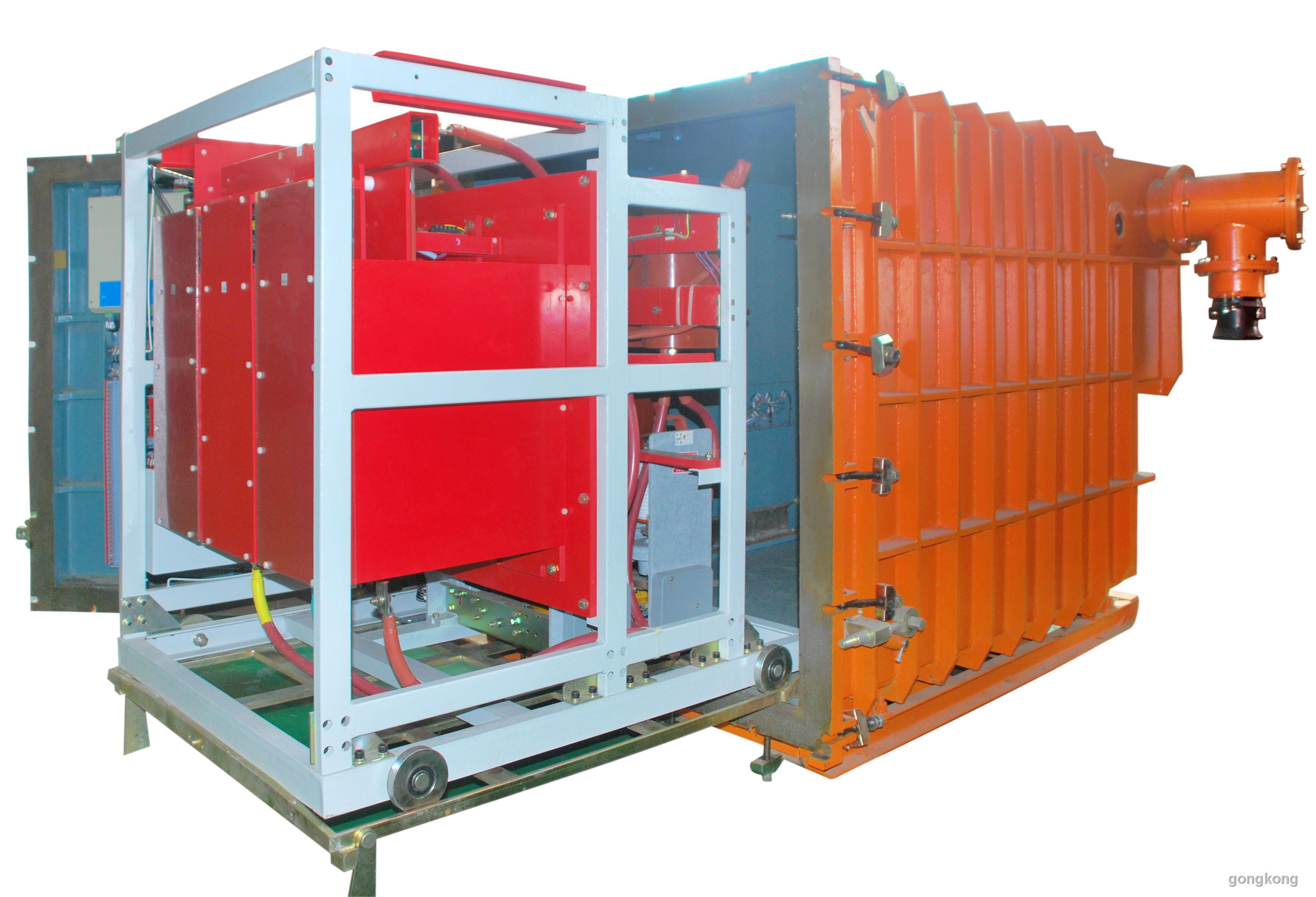 索肯和平厂家  HPMV-FB防爆高压固态软起动器