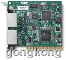 凌华科技 PCI-7856 主-从分布式运动和I/O主控制器