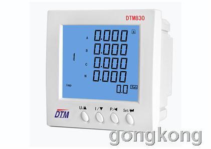 矩形科技 DTM830 电力仪表