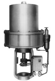 azbil VA6 气缸活塞执行机构