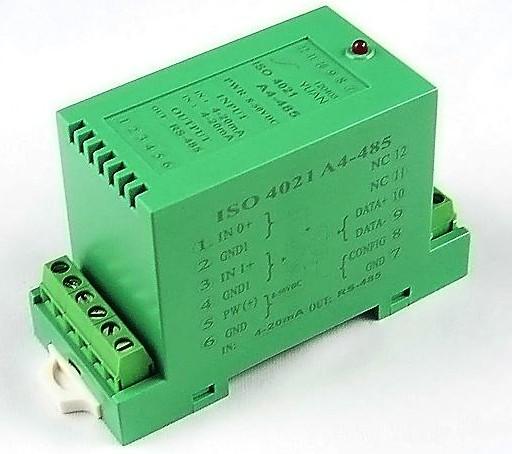 顺源科技 模拟信号转频率信号隔离变换器