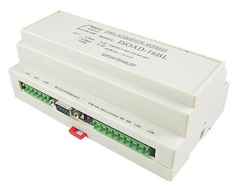 顺源科技ISO AD16 16路模拟信号采集隔离转换器