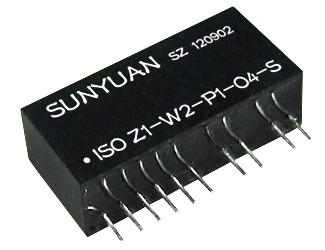 顺源科技 热电阻信号隔离变送器IC  (SIP12/DIP24封装)